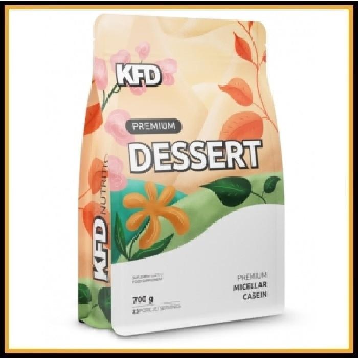 KFD Premium Dessert Micellar Casein 700гр (печенье)