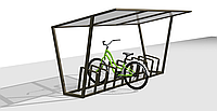 Велопарковка (велостоянка)