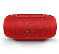 Колонки SHARP GX-BT480 (2.0) - Red, 40Вт,64Hz-20kHz, Line-In 3.5mm, microSD BT, USB