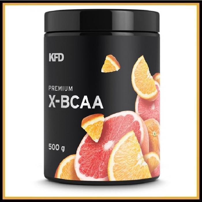 KFD X BCAA 500гр (яблоко)