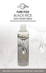 Тонер для лица Grace Day Pure Plex Black Rice Skin Toner