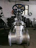 Задвижка Ду-300 Ру-10 н/ж