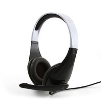 Купить Гарнитура стерео Gembird MHS-901 , черный/белый