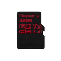 Флеш (Flash) карты Kingston 2GB microSDHC Canvas React SDCR/32GBSP (32 ГБ)