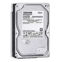 "Жесткий диск Toshiba 1Tb, HDD, 3.5"", 7200rpm, 32MB, SATA III 6Gb/s, DT01ACA100"