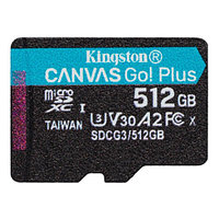 Флеш (Flash) карты Kingston SDCG3/512GBSP (512 ГБ)