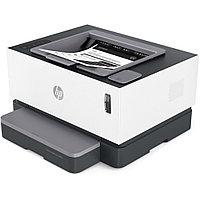 Принтер лазерный HP Neverstop Laser 1000w (4RY23A), [A4, лазерный, черно-белый, 600x600 DPI, Wi-Fi, USB]