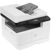 МФУ монохромное HP LaserJet M443nda 8AF72A, A3, 1200x1200 dpi, 25 ppm, Ethernet, USB 2.0, ADF
