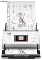 Сканер потоковый Epson WorkForce DS-32000, A3, 90 стр/180 изоб/мин