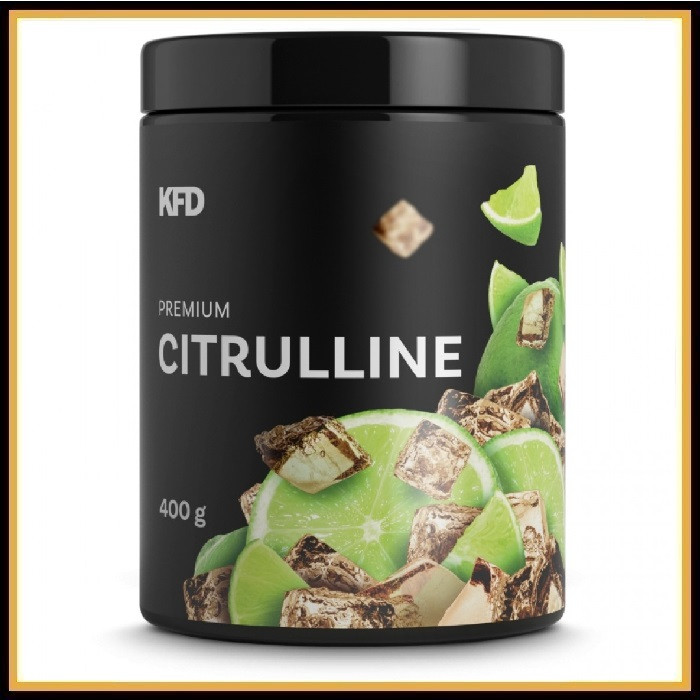 KFD Citrulline 400гр (апельсин)