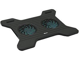 """Подставка для ноутбука Trust Xstream Breeze, Черный USB power, up to 15.6"""", black (17805)"""