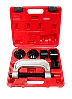 Набор инструментов для снятия и установки шаровых опор, подшипников, сайлентблоков 7 предметов