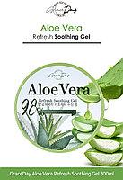 Многофункциональный смягчающий гель с экстрактом алоэ Grace Day Aloe Vera Refresh Soothing Gel 300ml