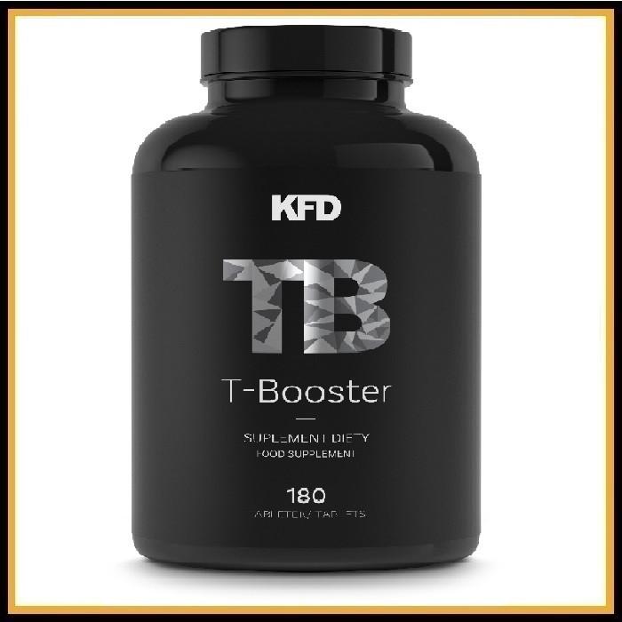 KFD T-Booster 180 таблеток