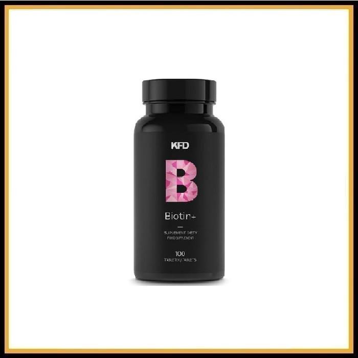 KFD Biotin 100 таблеток