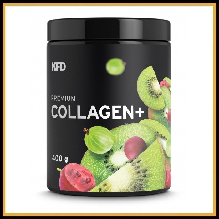 KFD Коллаген 400гр (тропический вкус)