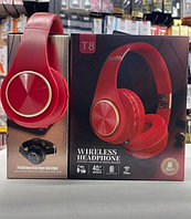 Беспроводные Bluetooth наушники WIRELESS HEADPHONE T8