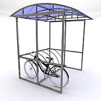 Велопарковка (велопаркинг) на 3 места