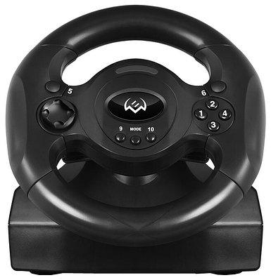 Руль Sven GC-W300, USB, черный