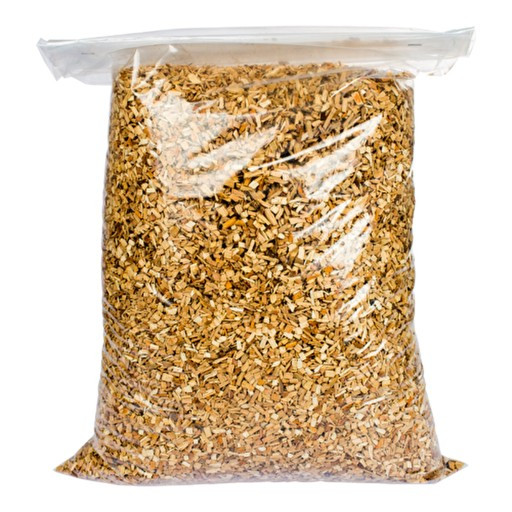 Щепа Бук  8*10 (20 кг мешок)