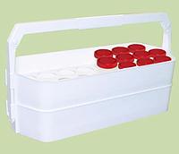 Контейнер для переноса баночек для анализов КПБ-01 704 | Елатомский пр.з-д, Без НДС