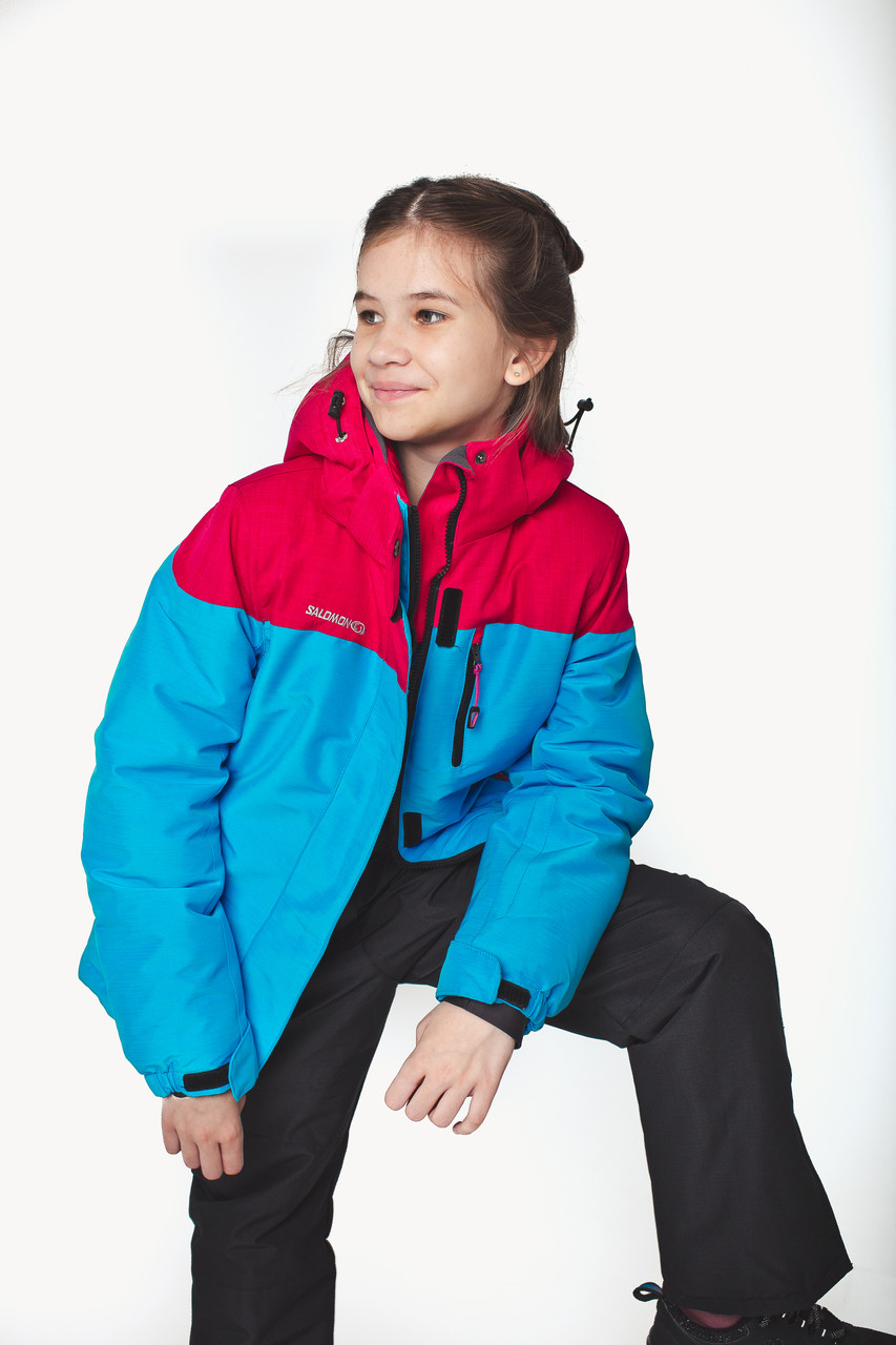 Детский зимний костюм Salomon