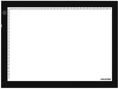 Графический планшет Huion A4, черный