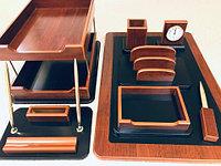 Настольный набор для руководителя VIP, 8 предметов, фото 1