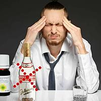 АлкоПрост - капли от алкоголизма, результат 100%