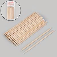 Апельсиновые палочки для маникюра, 11,4 см, 50 шт