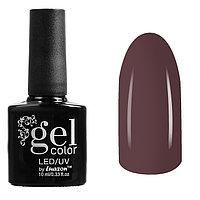 Гель-лак для ногтей трёхфазный LED/UV, 10мл, цвет В2-055 серо-коричневый