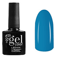 Гель-лак для ногтей трёхфазный LED/UV, 10мл, цвет В2-082 ярко-синий