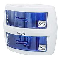 Стерилизатор Нarizma h10439, ультрафиолетовый, для маникюрных инструментов, 10 Вт, белый