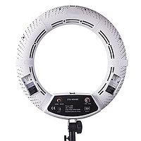 Кольцевая лампа OKIRA LED RING FS 480, 48 Вт, 480 светодиодов, d=45 см, + штатив, белая