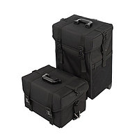 Сумка (чемодан) для визажиста, цвет чёрный LGB806