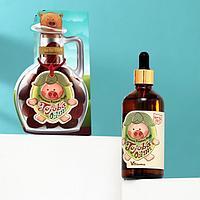 Масло Elizavecca Farmer Piggy Jojoba Oil 100% для лица, тела и волос с маслом жожоба, 100 мл