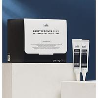 Набор сывороток для волос La'dor Keratin Power Glue с кератином для секущихся кончиков, 20 шт. по 15 ...