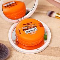 Бальзам для губ макарун Dia D`oro ««Фруктовый микс»», апельсин, 10 мл