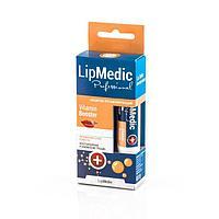 Гигиеническая губная помада, INES COSMETICS, LipMedic Lip Balm, Vitamin Booster