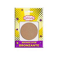 Бронзатор для лица Estrade Bronze D'or, в блистере, тон 116, звёздный загар
