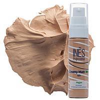 Тональный крем, INES COSMETICS, тон 01, 30 мл