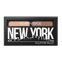 Набор для скульптурирования Art-Visage New York, тон 801