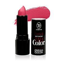 Губная помада TF BB Color Lipstick кремовая, тон 104 красная малина