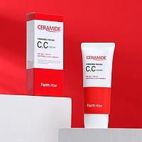 CC-крем для лица FarmStay, укрепляющий, с керамидами, 50 г