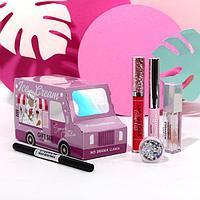 Бьюти-фургончик с косметикой Beauty ice cream, 5 классных штучек для идеального макияжа