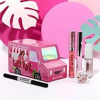 Бьюти-фургончик с косметикой GRL PWR, 5 классных штучек для идеального макияжа