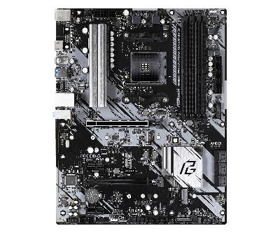 Материнская плата ASRock B550 Phantom Gaming 4, серый