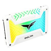 "SSD накопитель 250 Gb Team Group T-Force Delta RGB, 2.5"", SATA III"