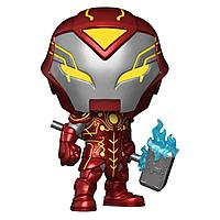 Фигурка Funko POP! Bobble Marvel Avengers Infinity Warps Iron Hammer (GW) (Exc) 56339