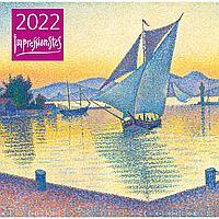 Импрессионисты. Календарь настенный на 2022 год (300х300 мм)